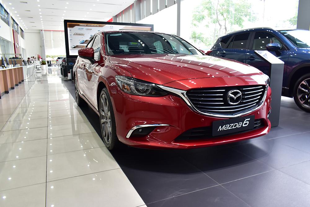 Mazda 6 2.0L 2019