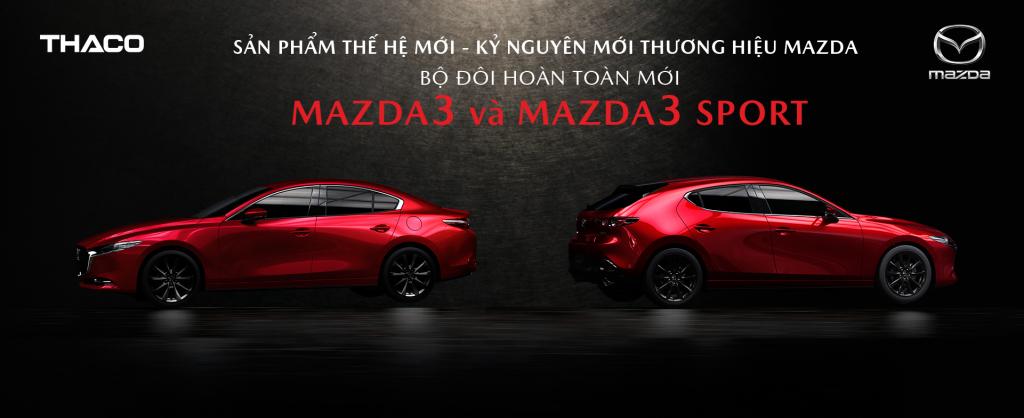 Poster Mazda 3 2020