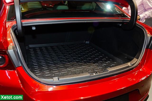 Giá xe Allnew Mazda3 Sedan 1.5 Luxury