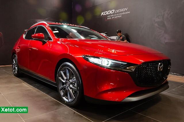 Giá xe Allnew Mazda3 Sedan 1.5 Premium