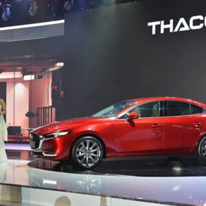 Giá xe Allnew Mazda3 Sedan 2.0 Signature Luxury