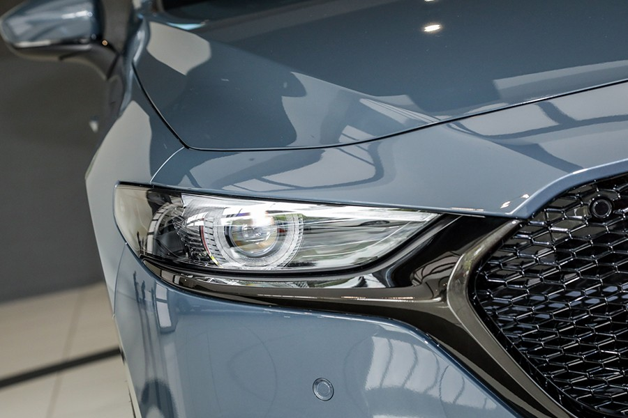 Giá xe Allnew Mazda3 Sport 1.5 Deluxe