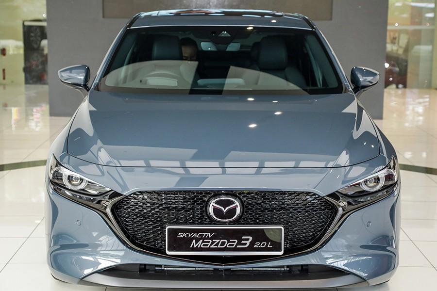 Giá xe Allnew Mazda3 Sport 1.5 Luxury Tốt Nhất