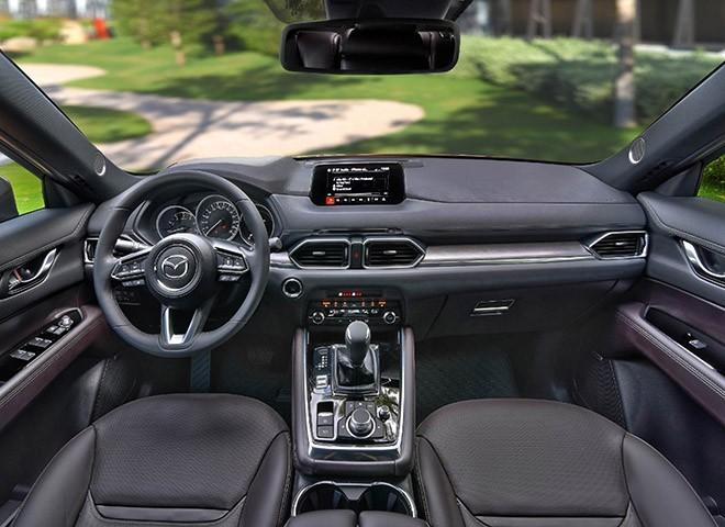 Giá Xe Mazda CX-8 2.5 Deluxe Tốt Nhất