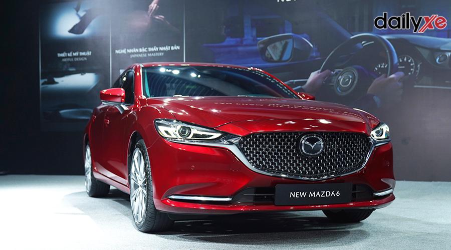 Giá Xe New Mazda6 2020 2.0 Luxury Tốt Nhất