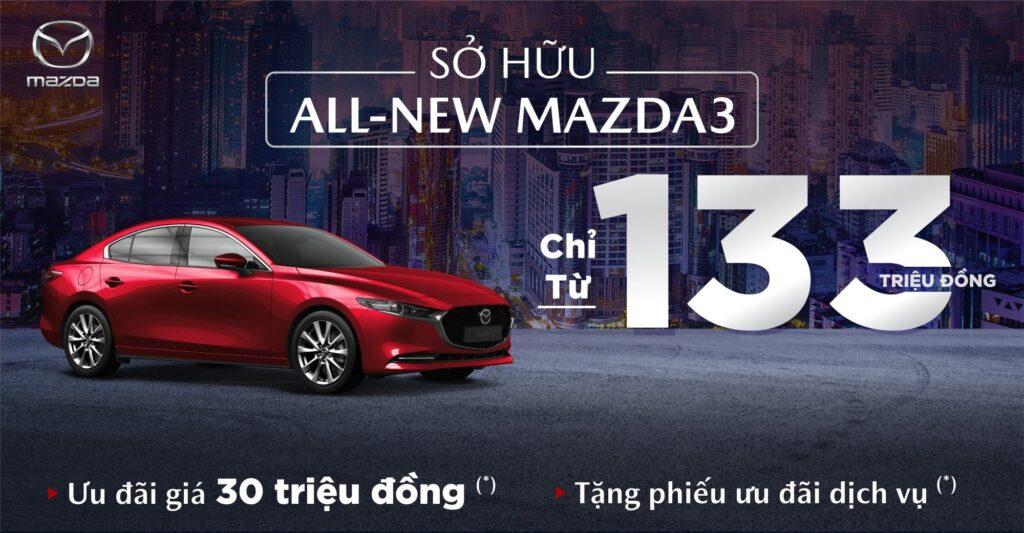 New Mazda 3 Mazda Ha Dong Min