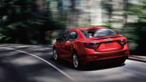 2018 Mazda 3 Sedan Back
